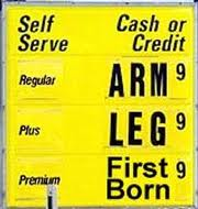 Rising gas prices in Grand Rapids, MI